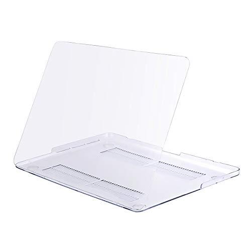 MOSISO Hülle Kompatibel MacBook Pro 15 Retina - Ultradünne Plastik Hartschale Hülle Kompatibel MacBook Pro 15 Zoll Modell A1398 mit Retina Display (2015 - Ende 2012 Freisetzung), Klar/Kristall - Macbook Klar Retina Pro Case 15 Das