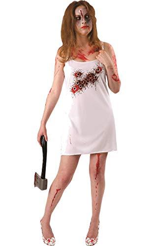 Schusswunden Kleid Halloween Verkleidung Kostüm Damen - Kostüm Und Schusswunde