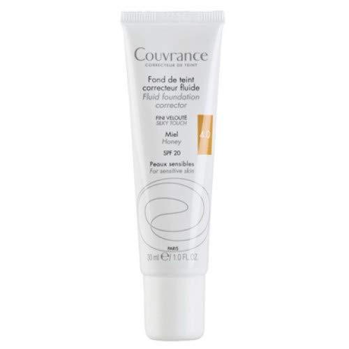 Teint Honig (Avene Couvrance Korrigierendes Make-up Fluid Honig, 30 ml)