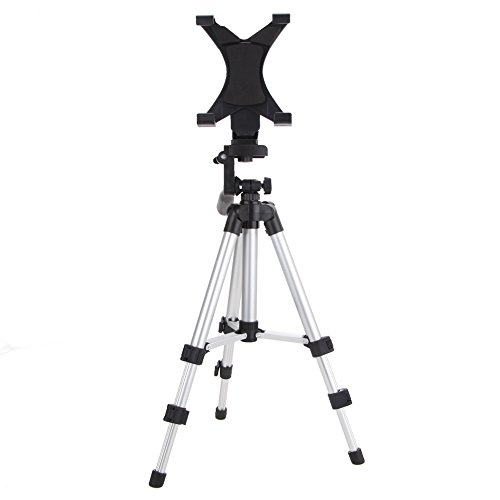 Rrimin Rrmin Professional Camera Tripod Stand Holder For iPhone iPad Samsung GALAXY TabG