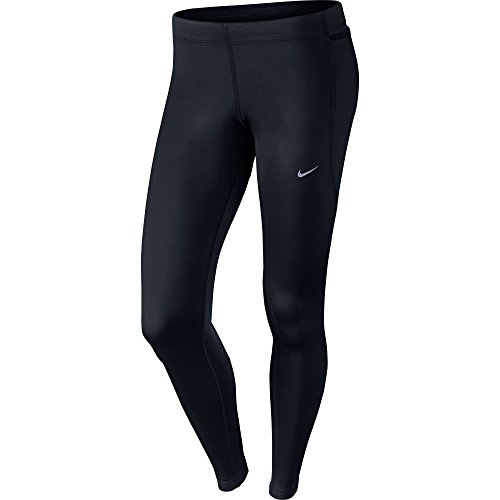 Nike Damen Oberbekleidung Tech Tights Black, M -