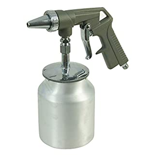 Merry Tools HK Sand blaster Spray Gun Grit Shot Blasting Sprayer, Car Truck Paint Rust Remover 222250