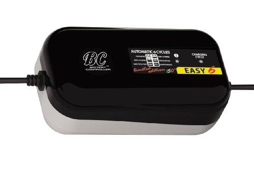 BC Battery Controller 706DEBCE6P 6 Chargeur Mainteneur pour Batteries 12 Volts Auto et Moto