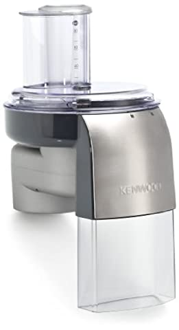 Livres Cooking Chef - Kenwood AT340 Râpe Eminceur 7 Disques Inox