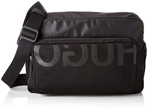 HUGO 50402942, Sacs portés épaule homme, Noir (Black), 9x25x35 cm (B x H T)