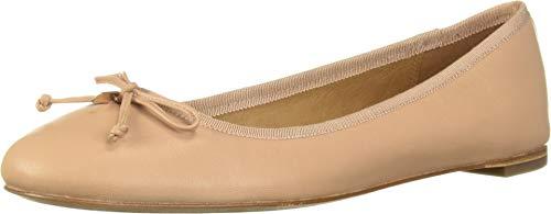 Coach - Flatiron Damen, Braun (Tan/Shell), 39 B(M) EU - Coach Ballet Flats
