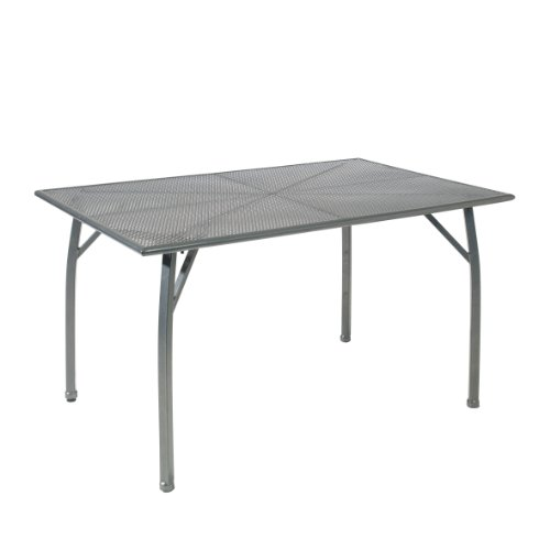 greemotion Table de jardin rectangulaire Toulouse 140 x 90 ...