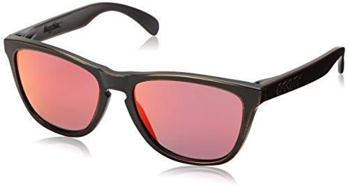 Oakley occhiali da sole mod. 9013 24-414 (55 mm) marrone