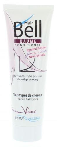 HairBell Conditioner - flowers'n'fruits (250ml) - Haarwachstumsbeschleuniger - Neue Formel + Neuer Duft (Männer Neue Tester)
