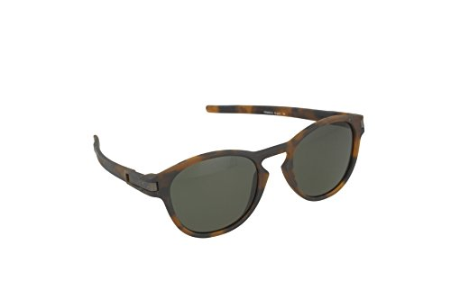 OAKLEY Latch  Gafas de sol para hombre 926502 53, color Tortuga Marrón Mate