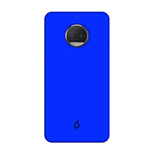 brand new 30640 caf06 Motorola Moto G6 Plus Mobile Phone Cases and Back Covers Custom Printed  Neon Series Royal Blue by Mangomask®