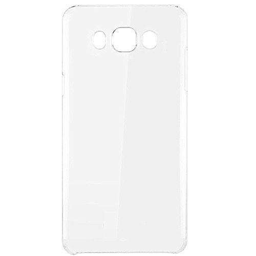 Heartly Crystal Clear Hot Transparent Flip Thin Hard Bumper Back Case Cover For Samsung Galaxy On8