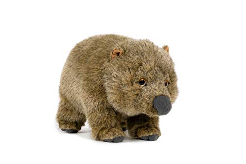 Unbekannt Stofftier Wombat 28 cm, Kuscheltier Plüschtier Beuteltier Australien
