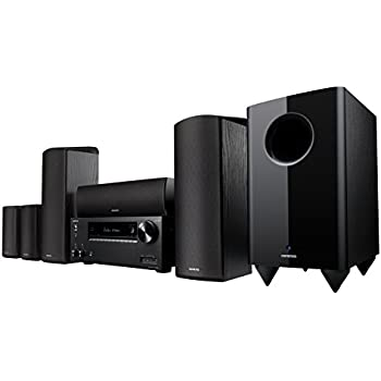 onkyo dolby atmos speakers. onkyo dolby atmos network av receiver/speaker - black onkyo speakers
