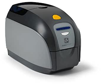 Zebra Zxp Series 1 Printer Quick Id Card Solution With Magnetic Card Coding Business Industry Science