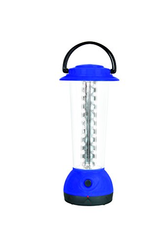 Philips Ujjwal Plus Rechargeable LED Lantern (Dark Blue, Synthetic)