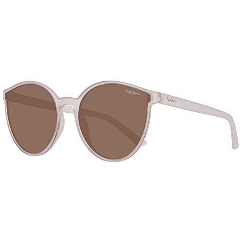 Pepe Jeans Damen PJ7272C560 Sonnenbrille, Transparent (Transparente), 60