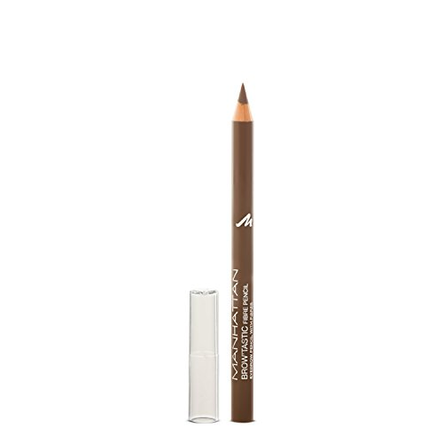 Manhattan Brow'Tastic Fibre Pencil, Augenbrauenstift, Farbe 002 Medium