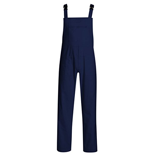 Latzhose - Classico - Work And Style - Marineblau, 48