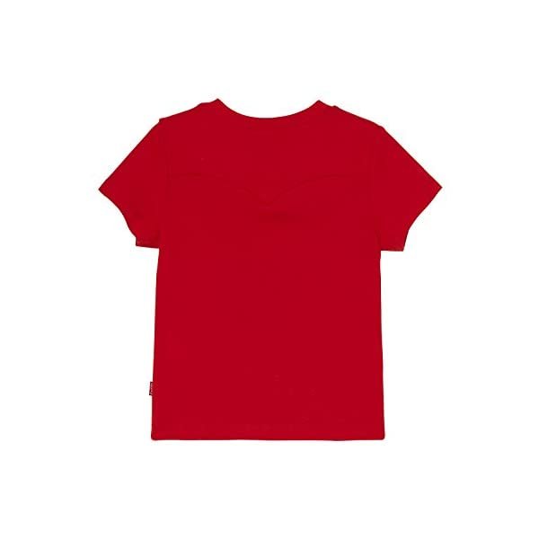 Levi's SS tee SIL Camiseta para Bebés