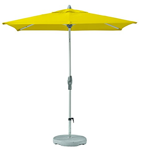 Suncomfort by Glatz, Shell-Turn 210 x 150 cm, bright yellow, hell gelb