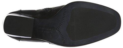 Alberto Fermani Damen Fashion Shoes Donna Cowboy Stiefel Schwarz (nero)