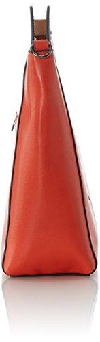Bulaggi - Redon Shopper, cartella Donna Arancione (Burnt Orange)