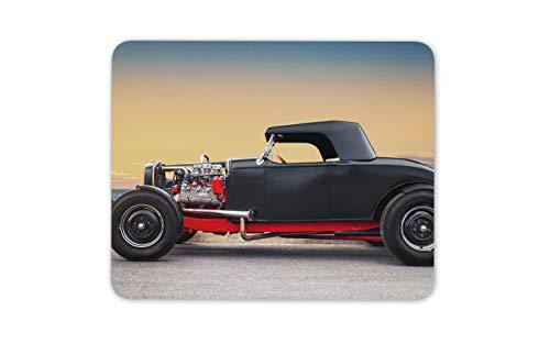 American Hot Rod-Auto Mauspad Pad - Muscle Cars USA-Vati-Geschenk-Computer # 14209