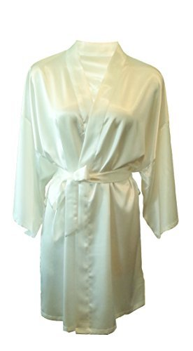 Fete Fabulous - Robe de chambre - Femme Ivory with Pink