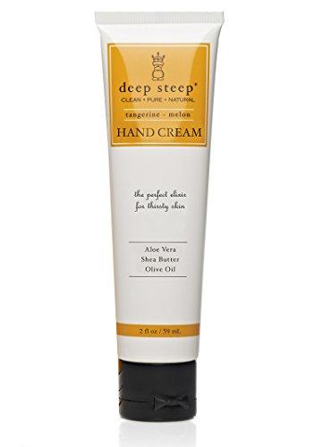 Deep Steep Hand Cream, Tangerine Melon 59 ml