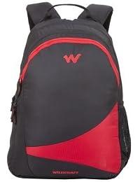 Wildcraft Polyester Black  Laptop Backpack (Compact 2 : Wildcraft : Black)