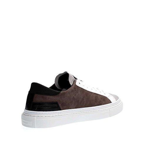 D.A.T.E. sneaker uomo Lax Chamois mud Mud