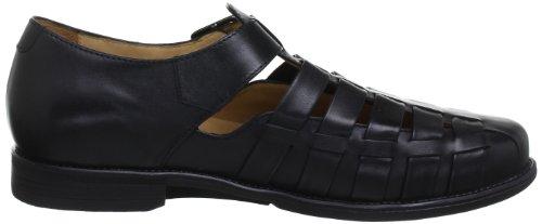 Ganter 5-257241-01000, Chaussures basses homme Noir (Schwarz 0100)