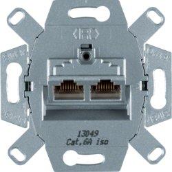 Berker 4587 UAE-Steckdose 8/8-polig -