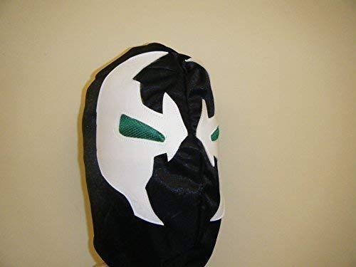 WRESTLING MASKS UK Spawn - Made in Mexico Wrestler Erwachsene ohne Bügel Maske