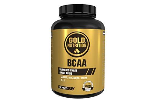 Gold Nutrition Bcaa 180Comp. 1 Unidad 200 g