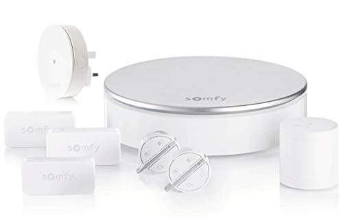 Somfy 2401497A Home Plug and Play Alarm with Smart Connectivity