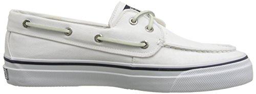 Sperry Bahama 2-Eye Herren Sneakers Weiß