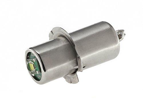EnLightPro13 – Fahrrad-LED-Birne Stecksockel P13.5s | Fahrradbeleuchtung für Dynamo-Betrieb | Super heller Ersatz für die Fahrrad-Glühbirne