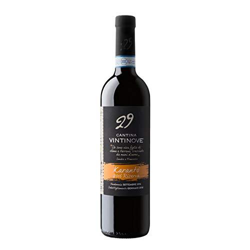 KARANTO REFOSCO DAL PEDUNCOLO ROSSO DOC - cl. 75 - Cantina Vin Ti Nove