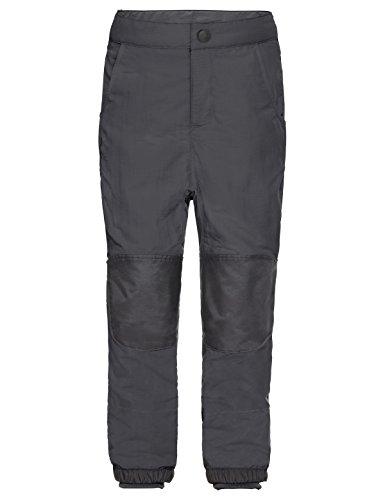 Vaude Jungen Kids Caprea Pants III Hose, Iron, 134/140