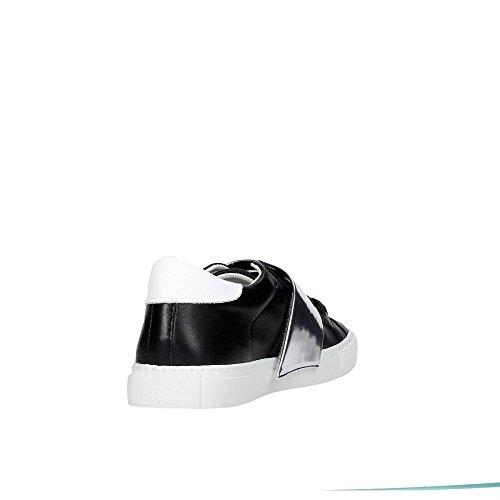 D.a.t.e. NEWMAN-30 Sneakers Donna Nero