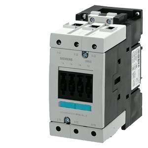 Siemens SIRIUS–Nachtstrom Zähler AC-345KW AC 100–110V 3Polig S3Verbindung Schraube