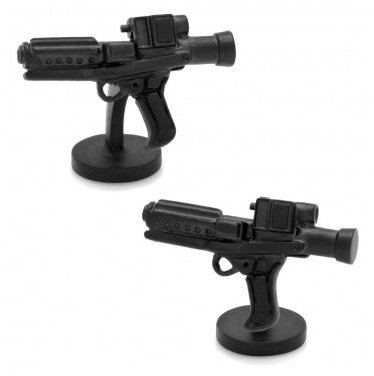 Manschettenknöpfe Gewehr Blaster e-11Storm Trooper Star Wars (Blaster E-11)
