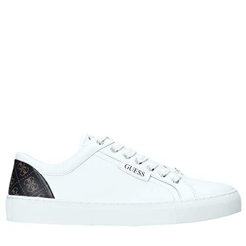 Guess Sneakers White FM8LUILEA12