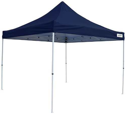 Preisvergleich Produktbild Caravan Global Sports 21008100060 Sonnendach der M-Serie 2 Pro, 304,80x304,80cm - Marineblau