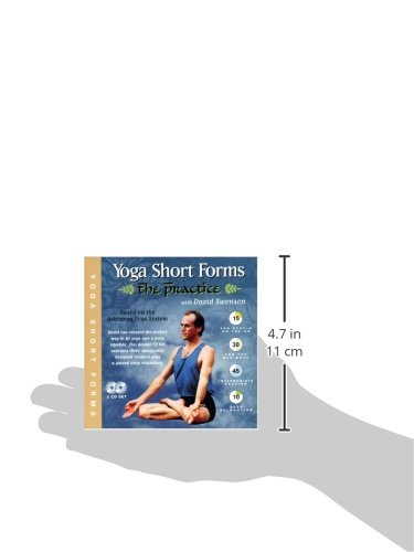 Zoom IMG-1 yoga short forms cd