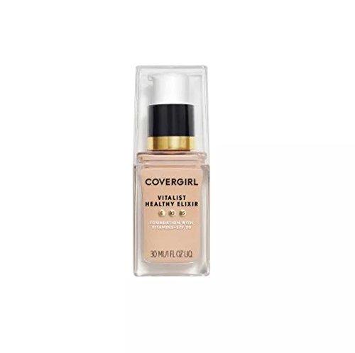 (3 Pack) COVERGIRL Vitalist Healthy Elixir - Ivory -