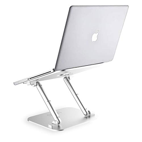 Urbo Support pour ordinateur portable en forme de Z avec angles et hauteurs de vision entièrement personnalisables pour les projecteurs et les ordinateurs portables ou tablettes Apple, Acer, Samsung