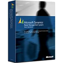 Microsoft Dynamics Retail Management System (RMS) Store Operation Version 2.0 USER Manual Only (licence key £350 - £450)
